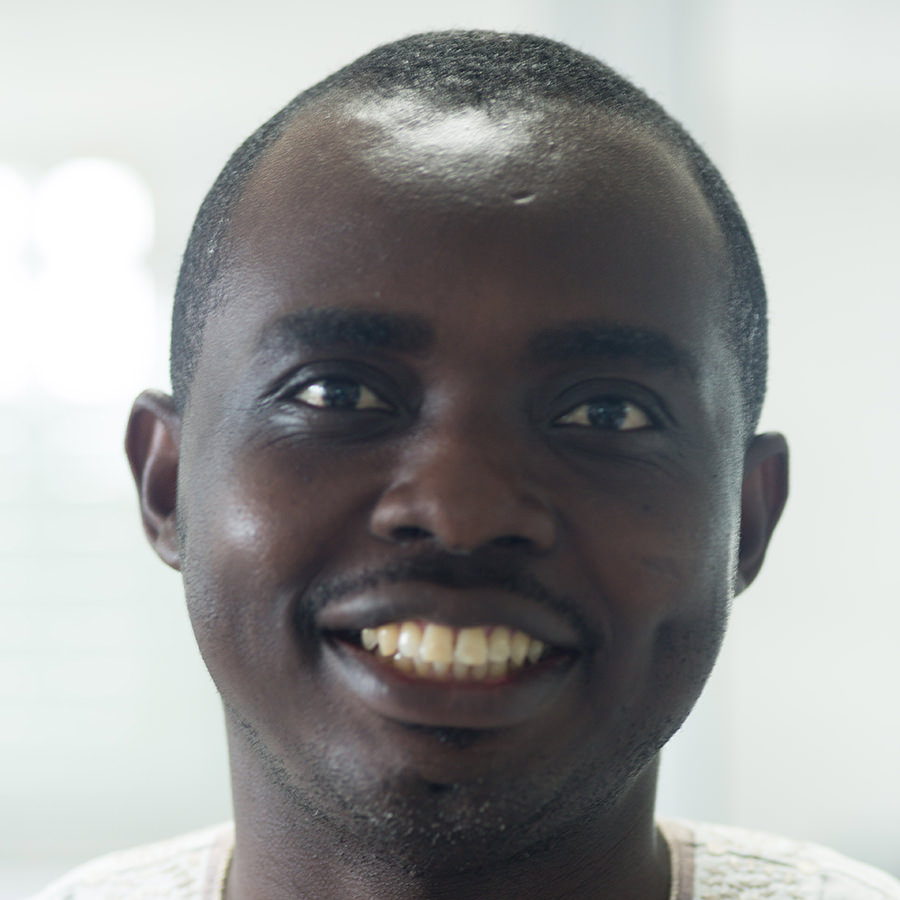Eric Owusu : Finance Officer