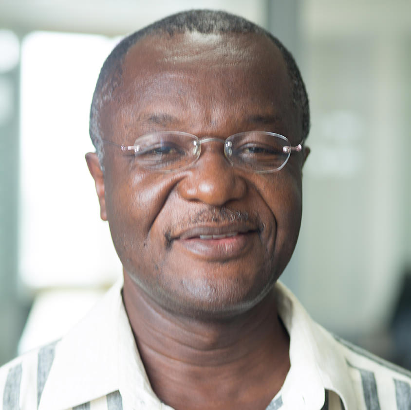 MacGeorge Gyimah : Finance Manager