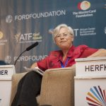 Eveline Herfkens, Former Minister of Development Cooperation, The Netherlands