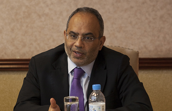 Carlos Lopes, UN Economic Commission for Africa